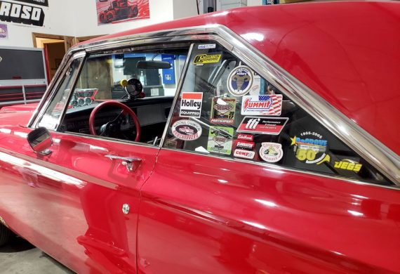 1965 Coronet Car Restoration at Countryside Classics in Elkhorn, WI