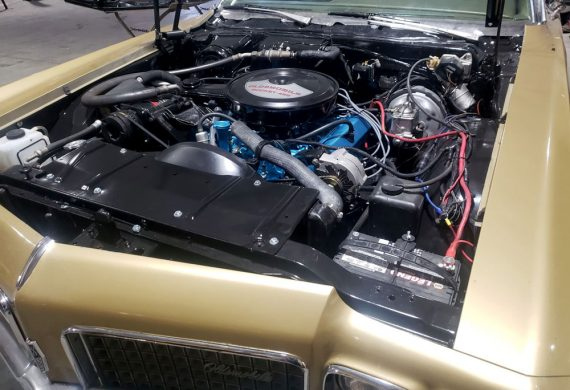 1970 Oldsmobile Car Restoration at Countryside Classics in Elkhorn, WI