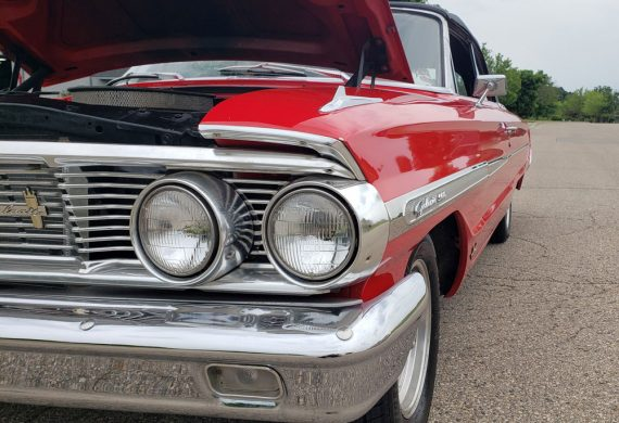 1964 Galaxy Car Restoration at Countryside Classics in Elkhorn, WI